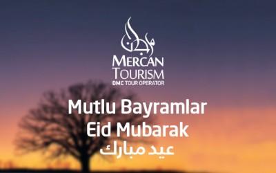 Eid Adha Mubarak Mercan DMC Turkey