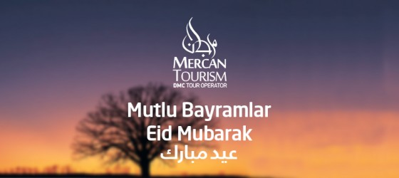 Eid Adha Mubarak Mercan DMC Turkey